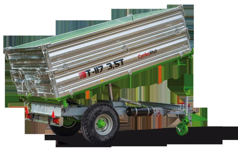 Rimorchio T 117 3.5 Ton